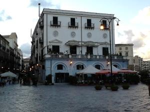 Plaza en Palermo (21-09-2015)